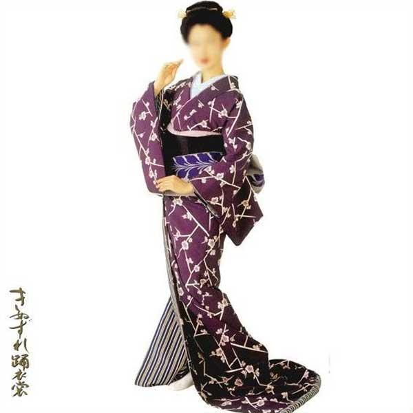 裾引き 裾一重 (露70020) すそひき 裾引 舞台 衣装 着物 きもの 日舞 日本舞踊 送料無料 【お取り寄せ商品】
