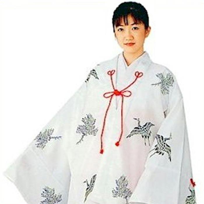 千早 ちはや (s871) 巫女 衣裳 神官 みこ 衣装 神社 送料無料