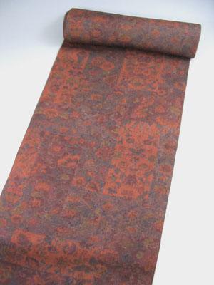 正絹 羽尺 反物 本草木染絹 着物 羽織 反物 はおり 送料無料 たんもの きもの