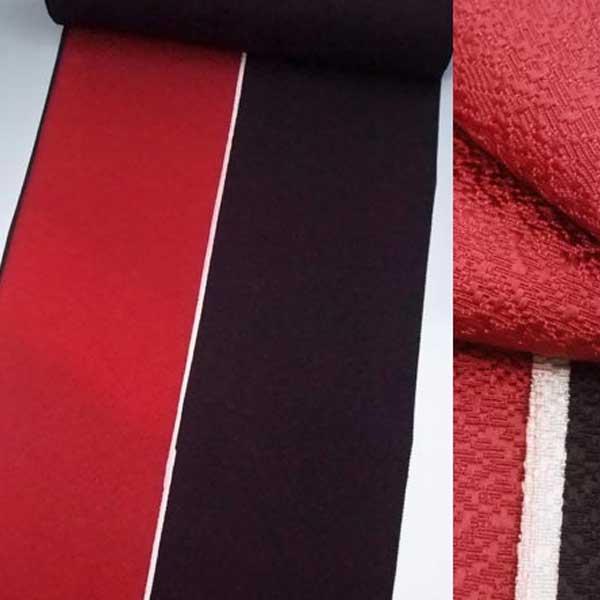 正絹 羽尺 反物 リバーシブル 道中着 コート地 羽織 送料無料 たんもの 絹 はおり 羽織 きもの