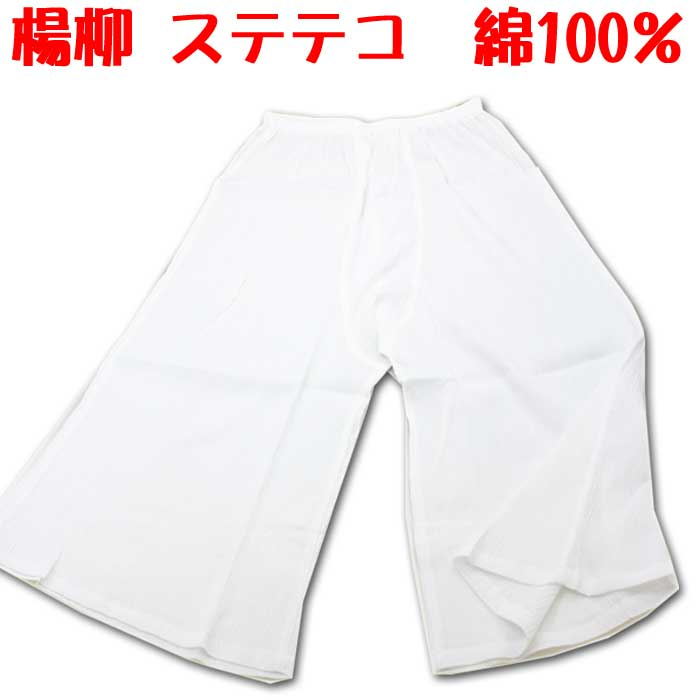 ≪>> underwear sallow long underpants outdoor shoes (crepe under-petticoat  underwear underwear type underwear sweat absorbing in Japanese dress) for