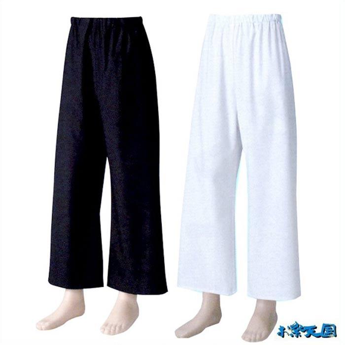 クールストレートパンツ (k茶76167-68) 衣装 衣裳 ズボン よさこい コスチューム 祭り 【お取り寄せ商品 1点までメール便可】