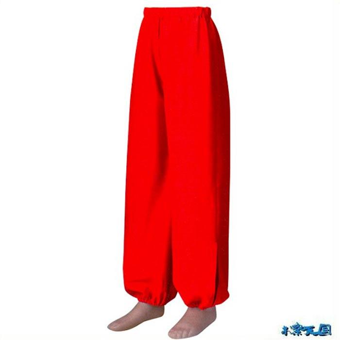 よさこい衣装 動きやすい よさこい 衣装 赤 新入荷 流行 メンズ レディース k榊20626 1点までメール便可 お取り寄せ商品 コスチューム ハーレムパンツ 衣裳 超激安特価 祭り