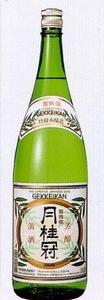 【贈答用】≪超特選≫特別本醸造酒 月桂冠1.8L×5本 〔化粧箱入り〕1800ml