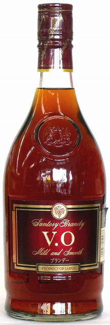 Suntory brandy V.O double 1280 ml