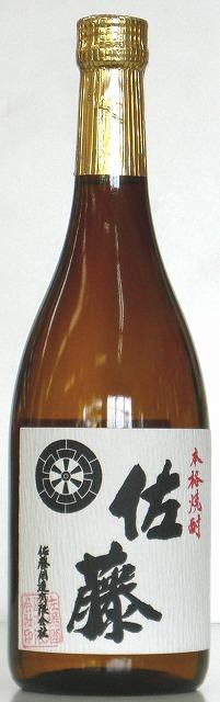 사토 주조 본격감자 소주 사토백국 25도 720 ml