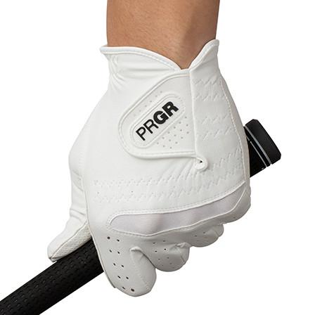 プロギア_グローブ 品番:PG-219 全天候型合成皮革モデルグローブ 左手 PRGR 発売モデル 高品質 ゴルフ