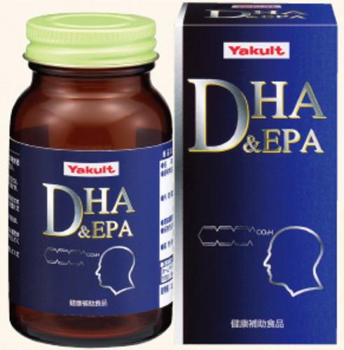 ヤクルト DHA&EPA 240粒 3個セット【送料無料】