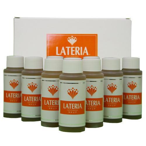 乳酸酵素 ラテリア (60mL×10本) 3箱セット【送料無料】【10】