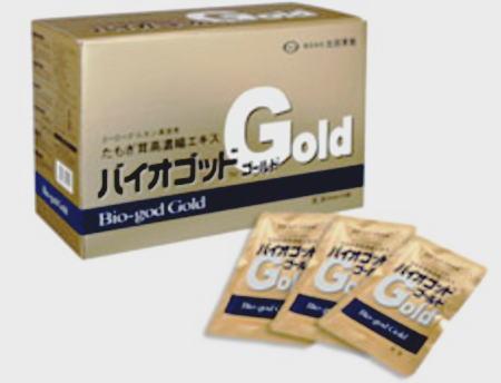 たもぎ茸 バイオゴッド ゴールド (80mL×30袋) 3個セット【送料無料】