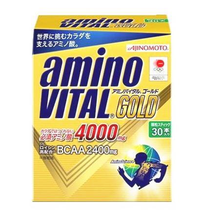 味の素 アミノバイタル ゴールド (4.7×30本) 6個セット【送料無料】アミノ酸