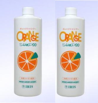 オレンジシャンプー(徳用詰替 940mL×2本セット)アイリス