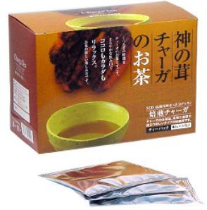神の茸 焙煎 チャーガのお茶 2g×30包【送料無料】