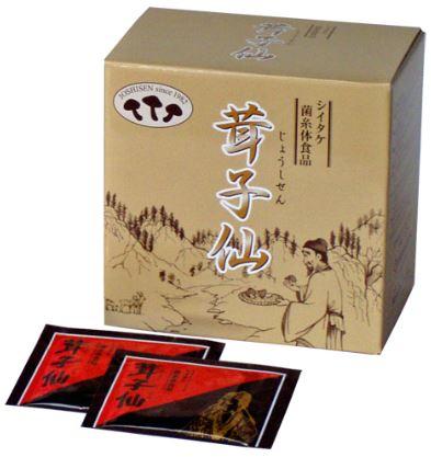 茸子仙(じょうしせん)2.1g 60包【送料無料】シイタケ菌糸体食品