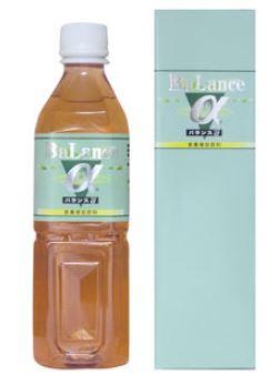 バランスα 500mL 3本セット【送料無料】発酵飲料