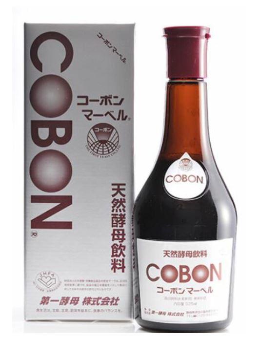 COBON 天然酵母飲料 コーボンマーベル 525mL 3本セット【送料無料】【2】