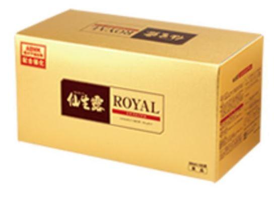 S・S・I 仙生露 エキスロイヤル (50mL×60袋)3個セット【送料無料】アガリクス茸