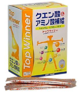 スカイフーズ クエン酸&アミノ酸補給 トップウイナー(5g×30包)