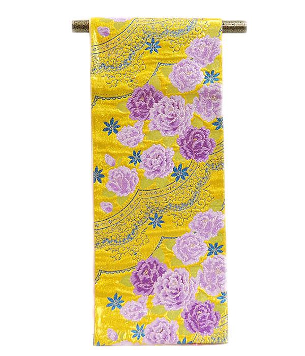 正絹 振袖用 袋帯 [ 1110-911a ]