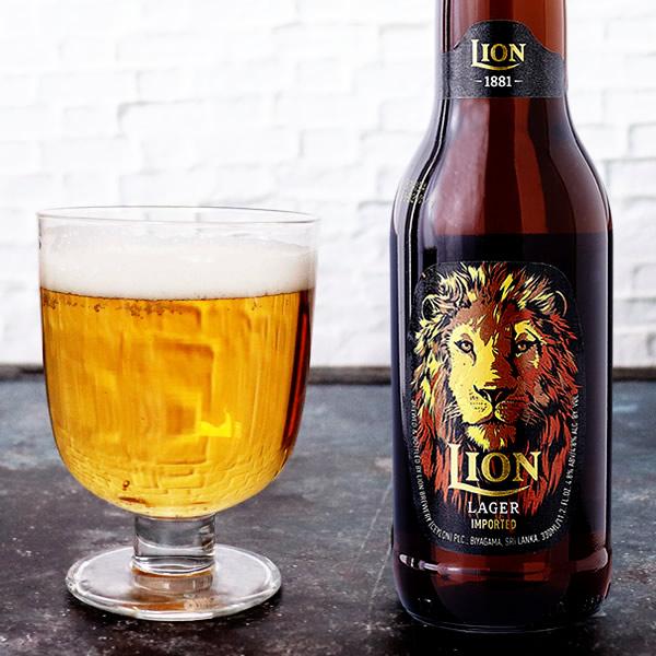 第3世界ショップ スリランカビール 記念日 フェアトレード 数量は多 ラガー ライオンビール