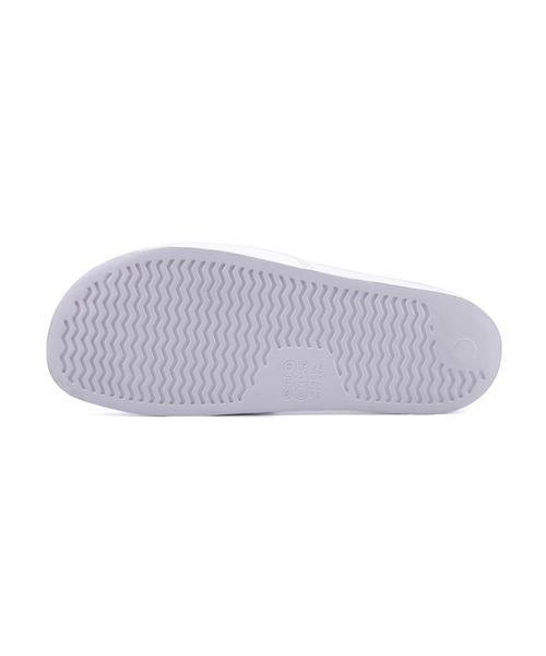 Reebok(リーボック) CLASSIC SLIDE(クラシックスライド) CN0736 ホワイト/ブラック【レディース】 | サンダル スポーツサンダル スポーツ レディースサンダル スポサン 女性 靴 シューズ レディースシューズ カジュアルサンダル カジュアル ブランド 黒 白