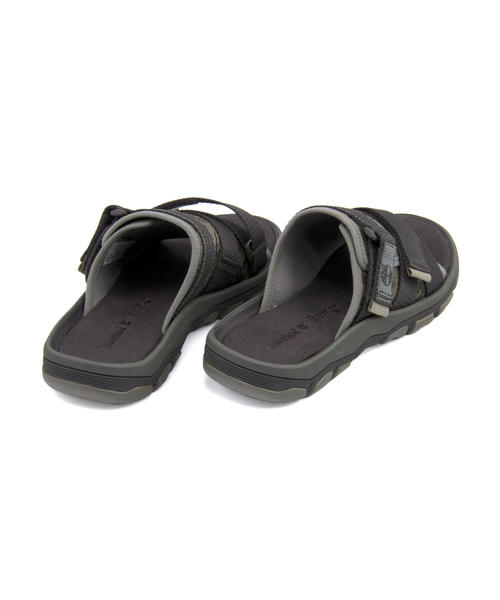 Timberland (Timberland) ROSLINDALE SLIDE men sandals (ロズリンデールスライド) A1ZSF dark green