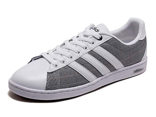 adidas(아디다스) adiDerby tex(아디다비 tex) G30706 런닝 화이트/런닝 화이트/블랙