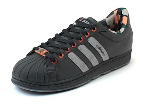 adidas (adidas) TRIBUTE ICE (ICE tribute) G31803 Black / Black Silver met / radiant Orange