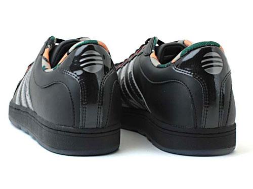 adidas(아디다스) TRIBUTE ICE(트리뷰트 ICE) G31803 블랙/브락크시르바멧트/레이디안트오렌지