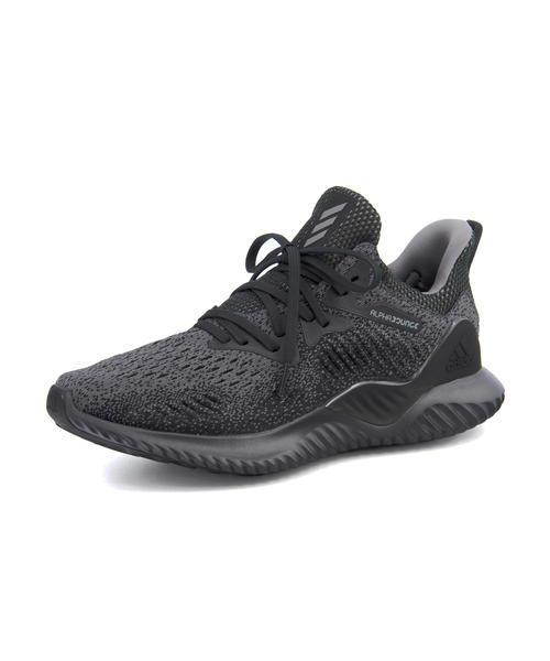adidas(アディダス) ALPHA BOUNCE BEYOND M(アルファバウンスビヨンドM) AQ0573 カーボン/グレースリー/コアブラック