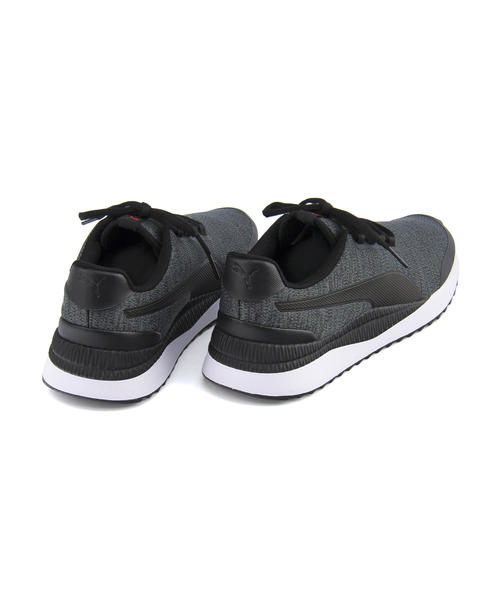 PUMA (Puma) PACER NEXT FS KNIT (ペーサーネクスト FS knit) 368074 01 Puma black iron gate