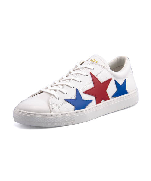 converse コンバース ALL STAR COUPE TRIOSTAR OX レディーススニーカー(オールスタークップトリオスターOX) 31300300 ホワイト/トリコ【レディース】