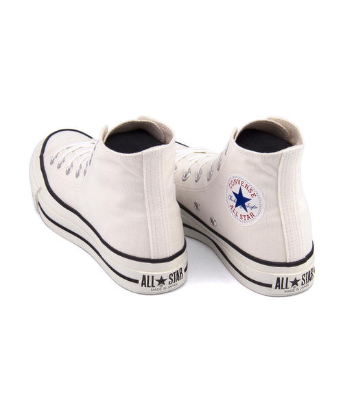 converse(コンバース) CANVAS ALL STAR J HI(キャンバスオールスターJHI) 32067960 ホワイト【レディース】