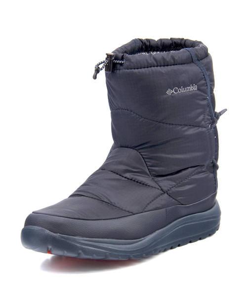 Columbia コロンビア SPINREEL BOOT ADVANCE WP OMNI-HEAT メンズブーツ【防水/滑りにくい】(スピンリールブーツアドバンスウォータープルーフオムニヒート) YU0274 464 カレッジネイビー【メンズ】