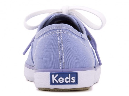 Keds(켓즈) CHAMPION SEASONAL SOLID(챔피언 시즈 널 솔리드) 537002 페리윈크루