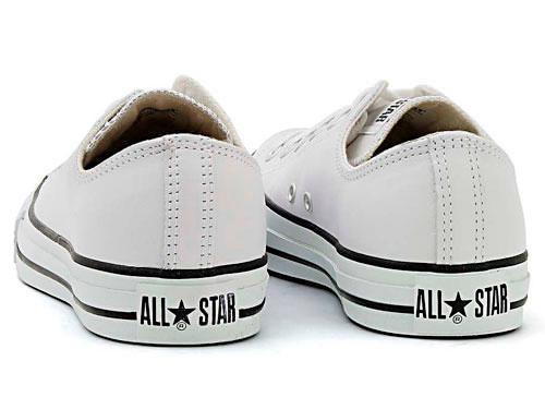 converse コンバース LEA ALL STAR OX メンズスニーカー レザーオールスターOX1B905 ホワイト メンズshQtxrdC