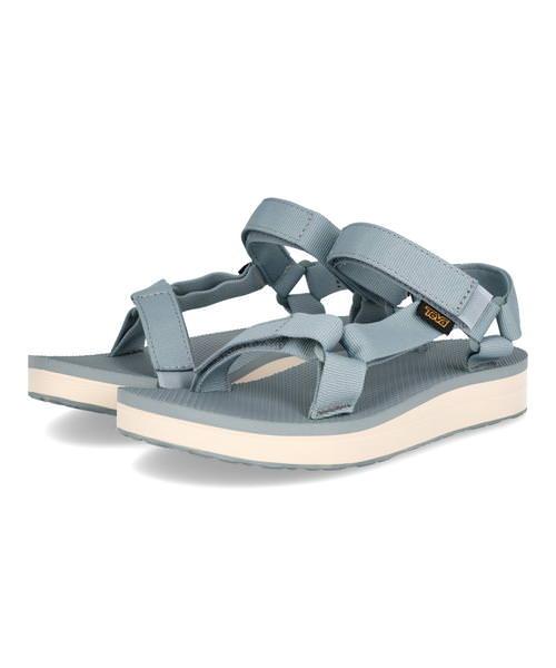 Teva テバ W MIDFORM UNIVERSAL レディースサンダル【軽量】(ウィメンズミッドフォームユニバーサル) 1090969 LEA リード:靴通販のシューズショップASBee