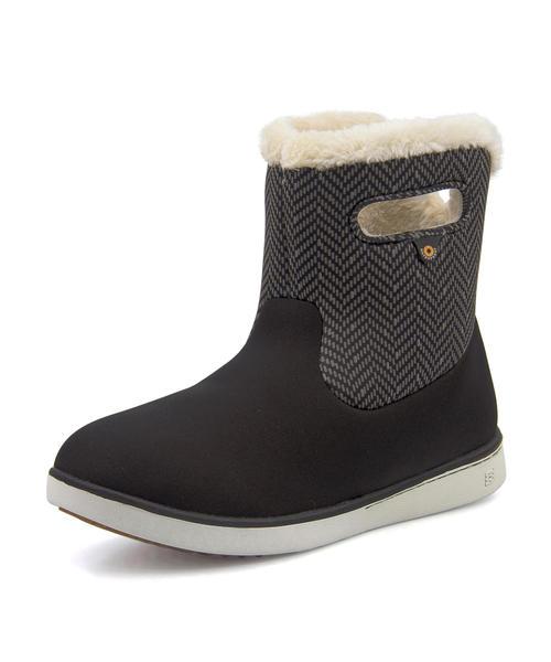 BOGS(ボグス) SHORT BOOTS【防水/滑りにくい】(ショートブーツ) 78410A 009 ブラックマルチ