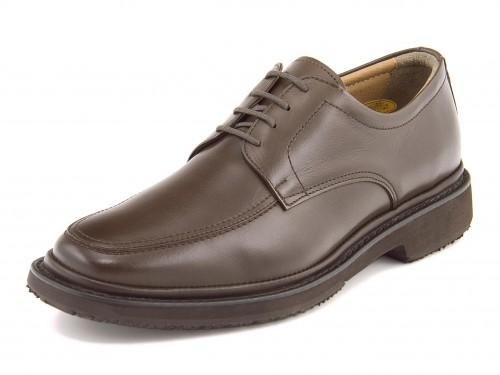 NICCOL CENTENARY(ニコルセンテナリー) メンズ 本革ビジネスシューズ 1813 ダークブラウン | ビジネスシューズ メンズビジネス ビジネス シューズ 靴 くつ ビジネス靴 仕事 ワークシューズ 本革 革 レザー 革靴 紳士靴 紳士 おしゃれ ビジネスマン 男性 通勤 メンズシューズ