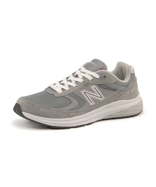 new balance(ニューバランス) WW880 171880 PY3 グレー/ピンク