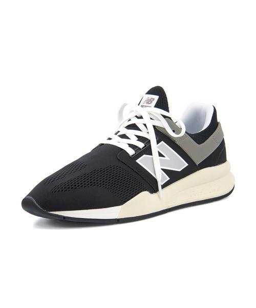 new balance(ニューバランス) MS247 184247 MR ブラック【レディース】