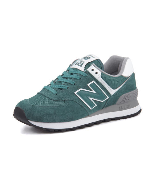 new balance(ニューバランス) WL574 383574 UNA グリーン