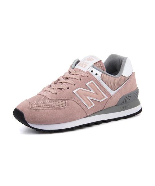 new balance(ニューバランス) WL574 383574 UNC ピンク