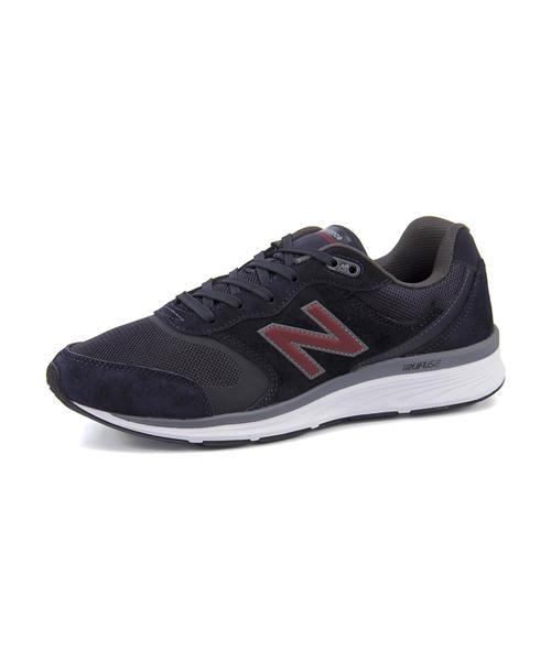 new balance(ニューバランス) MW880 180880 NV4 ネイビー/レッド
