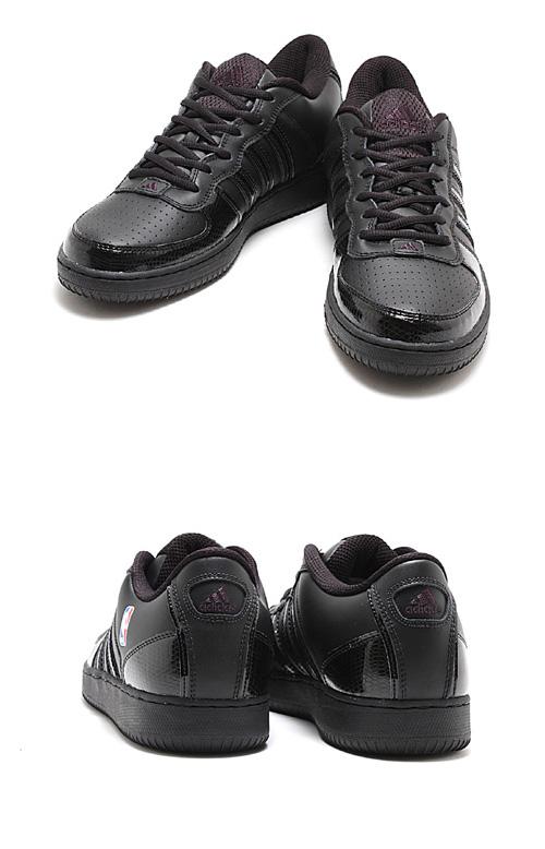 adidas(아디다스) MERIDIAN NBA(메리디안 NBA) 055642 블랙/블랙/블랙