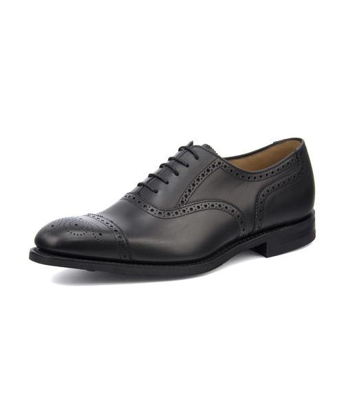 Loake Shoemakers(ロークシューメーカーズ) SEAHAM(シーハム) IMLK1013 ブラック