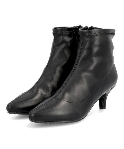 Padourouge パドリュージュ 再販ご予約限定送料無料 レディース ポインテッドショートブーツ 11042 在庫処分 ブラック シューズ ギフト 靴 ショートブーツ ブランド ショート ブーツ