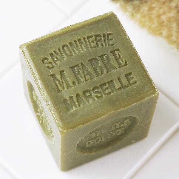 天然植物油をベースに作られたマリウスファーブル社のマルセイユせっけん マルセイユ石鹸 オリーブ200g サボンドマルセイユ オリーブ石鹸 石けん 固形 オリーブソープ メーカー再生品 入手困難 せっけん 無添加
