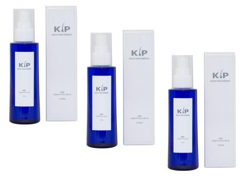 KIP スカルプヘア エッセンス3本セット