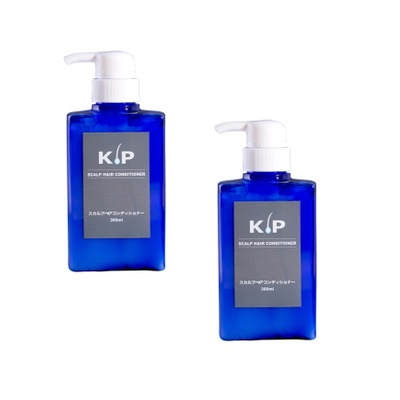 KIP スカルプヘア コンディショナー2本セット, ザアペックス 202dcf39